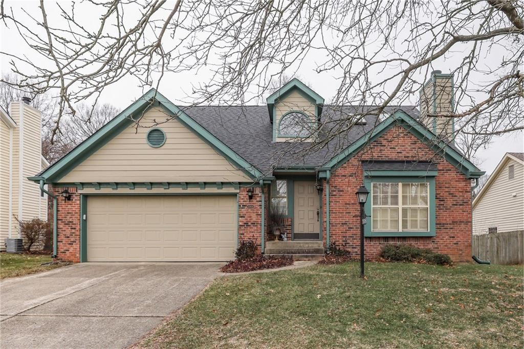 3008 Sunmeadow Court, Indianapolis, IN 46228 - #: 21685483
