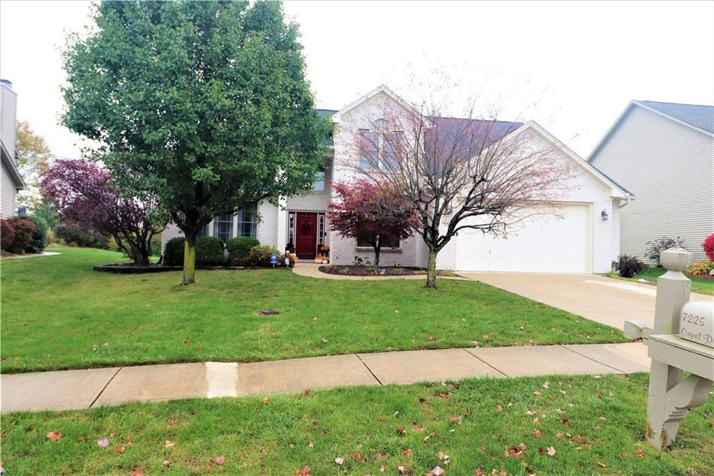 7225 Capel Drive, Indianapolis, IN 46259 - #: 21749483