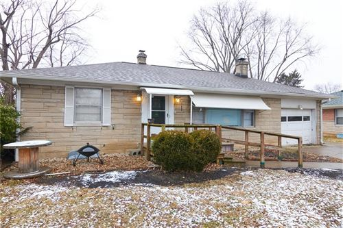 Photo of 522 Stover Avenue, Indianapolis, IN 46227 (MLS # 21763484)