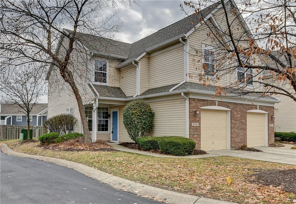 9555 Longwell Drive, Indianapolis, IN 46240 - #: 21684484