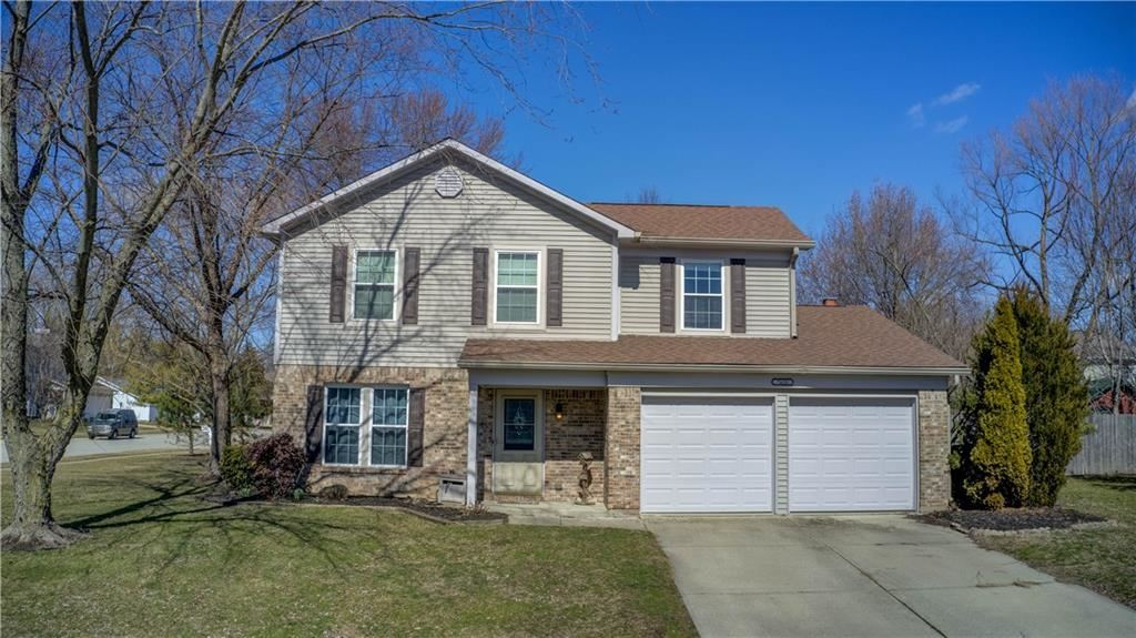 Photo of 7630 Madden Drive, Fishers, IN 46038 (MLS # 21695484)