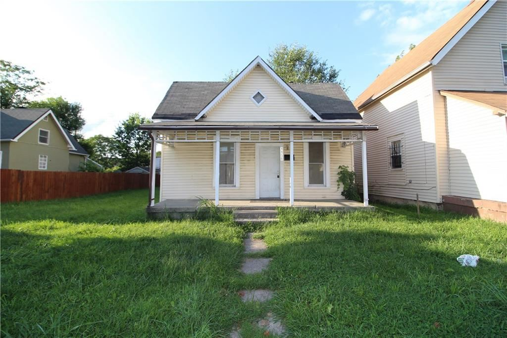 1156 Eugene Street, Indianapolis, IN 46208 - #: 21731484