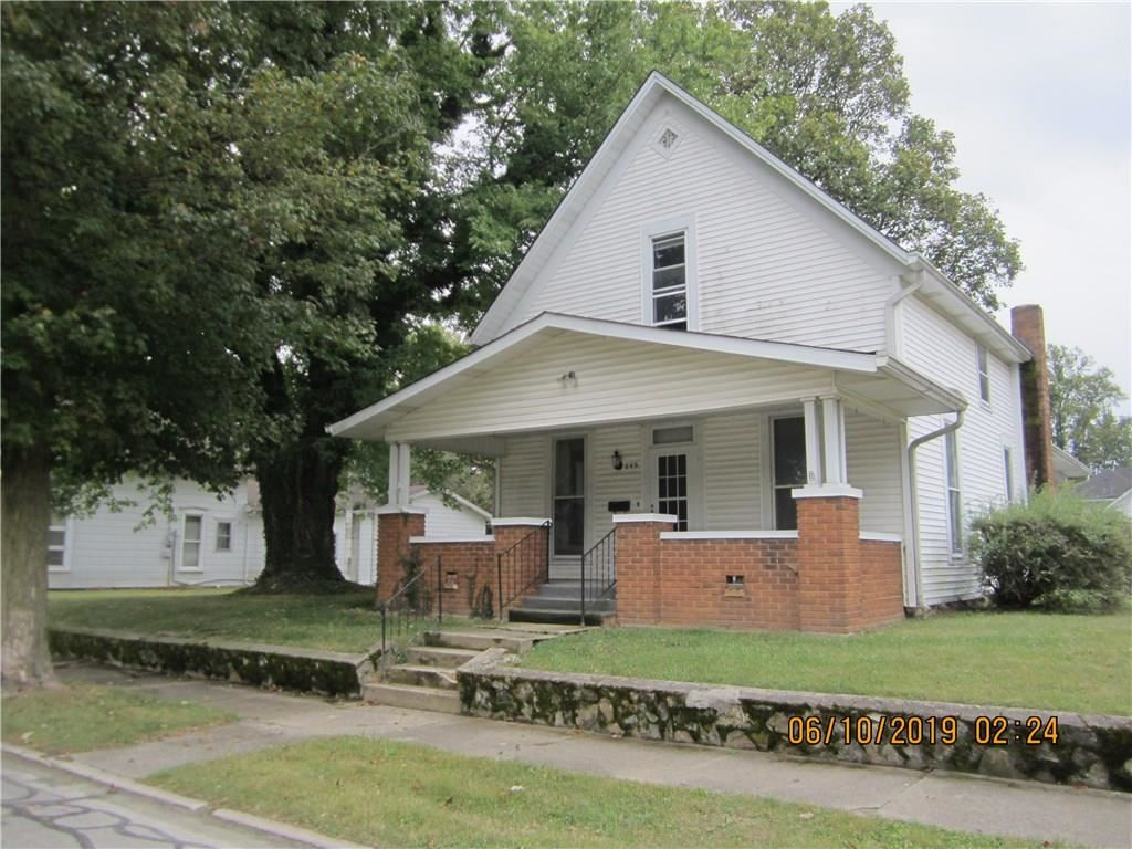 649 Columbia Avenue, Middletown, IN 47356 - #: 21667486