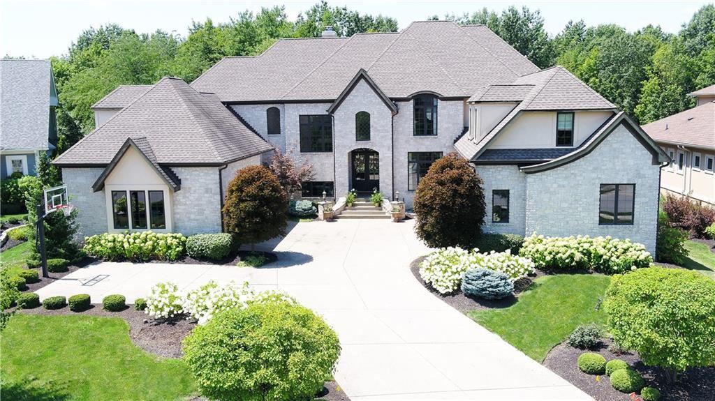 15430 Hidden Oaks Lane, Carmel, IN 46033 - #: 21693486