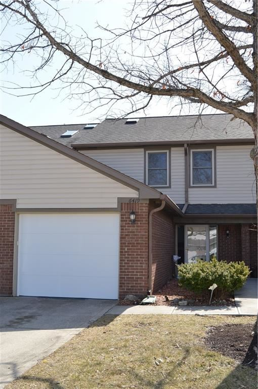 6419 North Cotton Bay Drive, Indianapolis, IN 46254 - #: 21769486