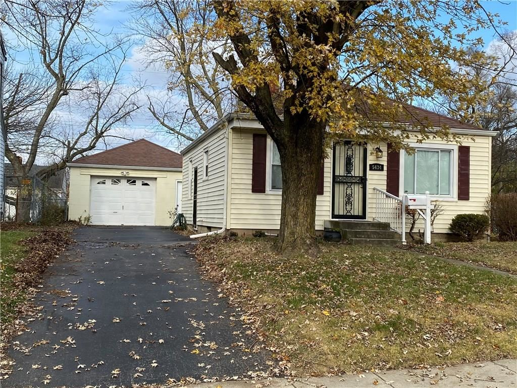 5434 East 19th Place, Indianapolis, IN 46218 - #: 21752487