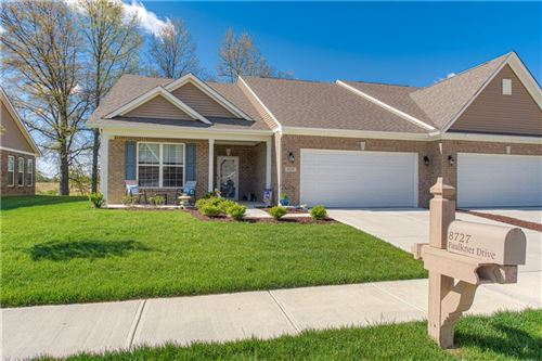 Photo of 8727 Faulkner Drive, Indianapolis, IN 46239 (MLS # 21782488)