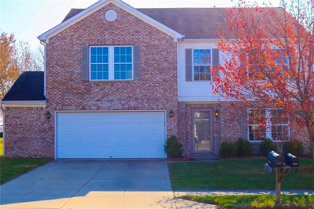 12649 White Rabbit Drive, Indianapolis, IN 46235 - #: 21673488