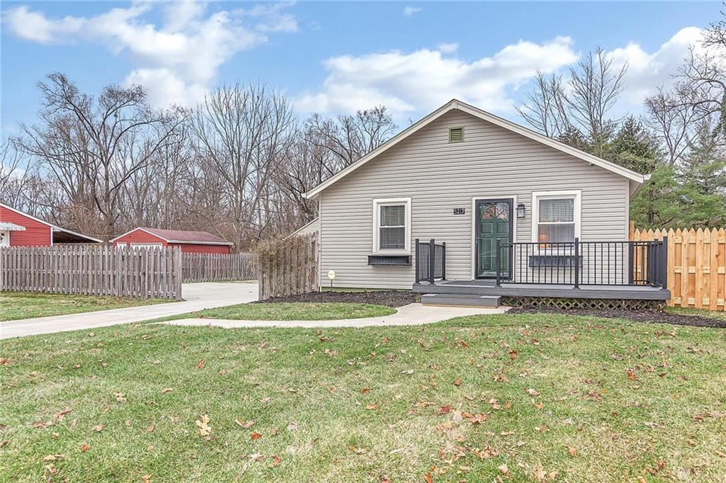 5217 CROWN Street, Indianapolis, IN 46208 - #: 21685488