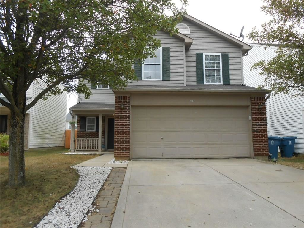 7132 KIMBLE Drive, Indianapolis, IN 46217 - #: 21742488
