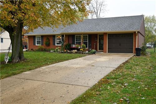 Photo of 951 Christina Court, Plainfield, IN 46168 (MLS # 21743490)