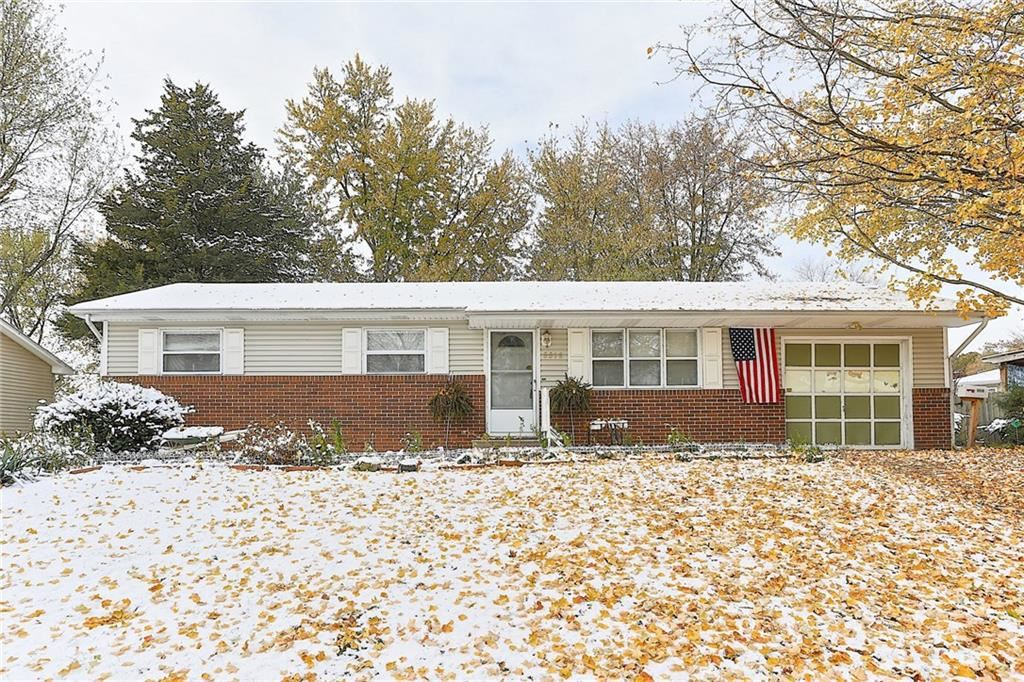 5516 South Kealing Avenue, Indianapolis, IN 46227 - #: 21678490