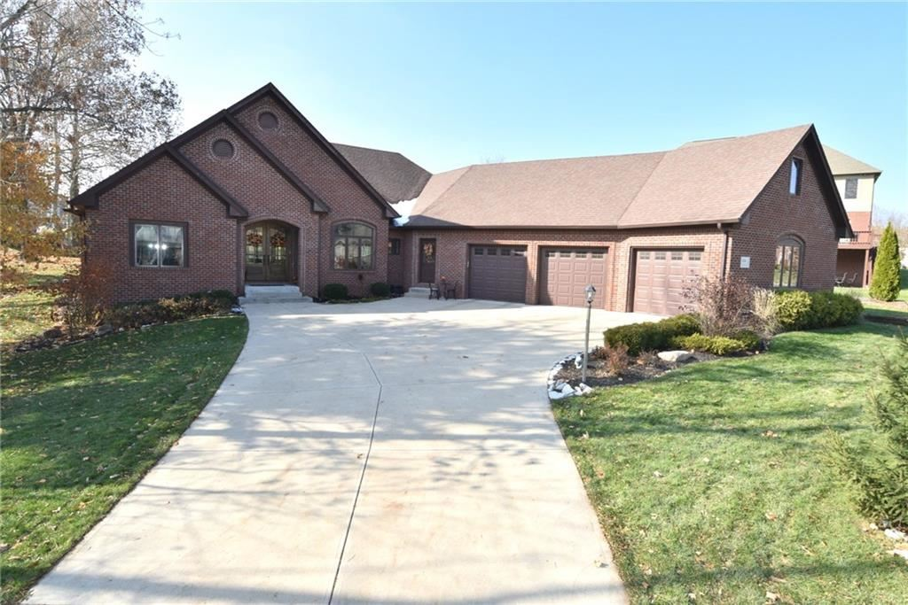3126 Streamside Drive, Greenwood, IN 46143 - #: 21681490