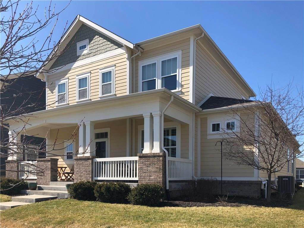 Photo of 12972 Walbeck Drive, Fishers, IN 46037 (MLS # 21693490)