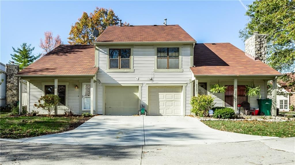 8027 Valley Farms Court, Indianapolis, IN 46214 - #: 21750490