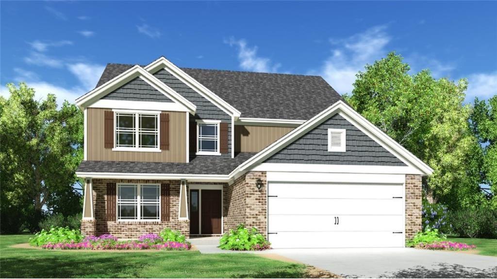Photo of 525 Macintosh Lane, Danville, IN 46122 (MLS # 21771490)