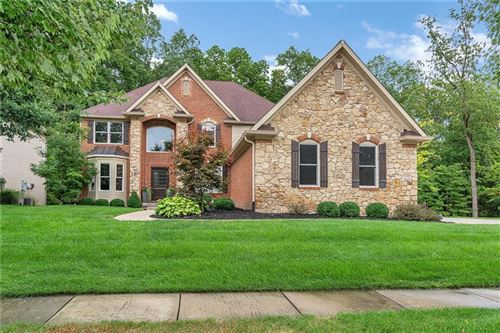 Photo of 11249 IDLEWOOD Drive, Fishers, IN 46037 (MLS # 21813491)
