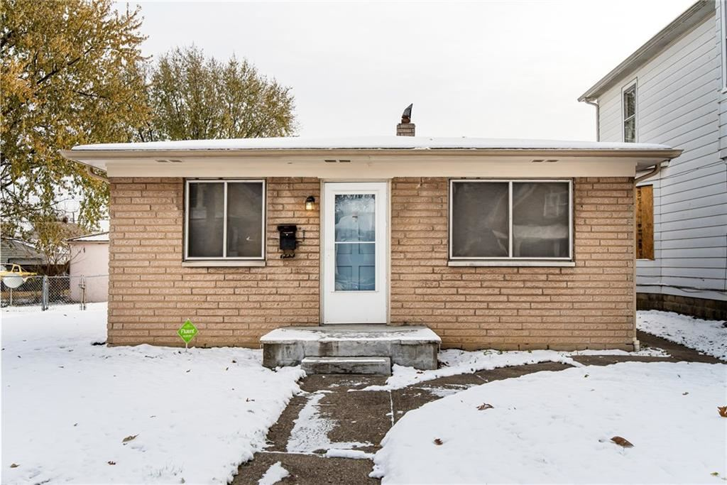 439 North Berwick Avenue, Indianapolis, IN 46222 - #: 21681491