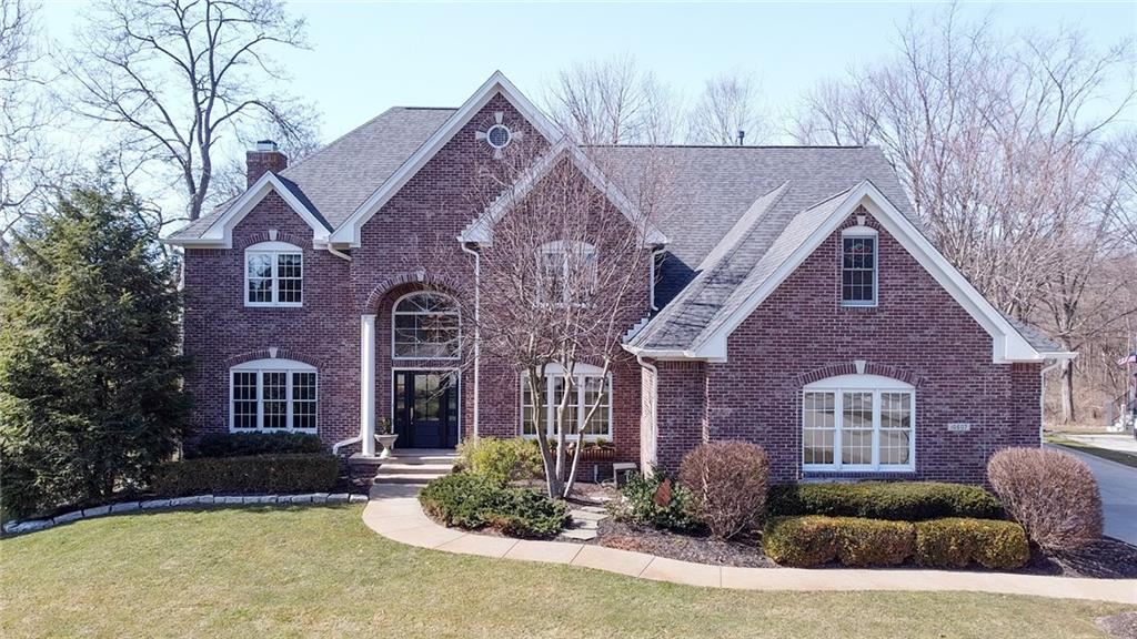 10607 Geist Ridge Court, Fishers, IN 46040 - #: 21769491