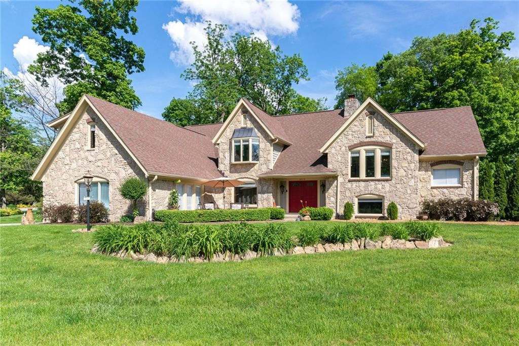 9315 Seascape Drive, Indianapolis, IN 46256 - #: 21711492