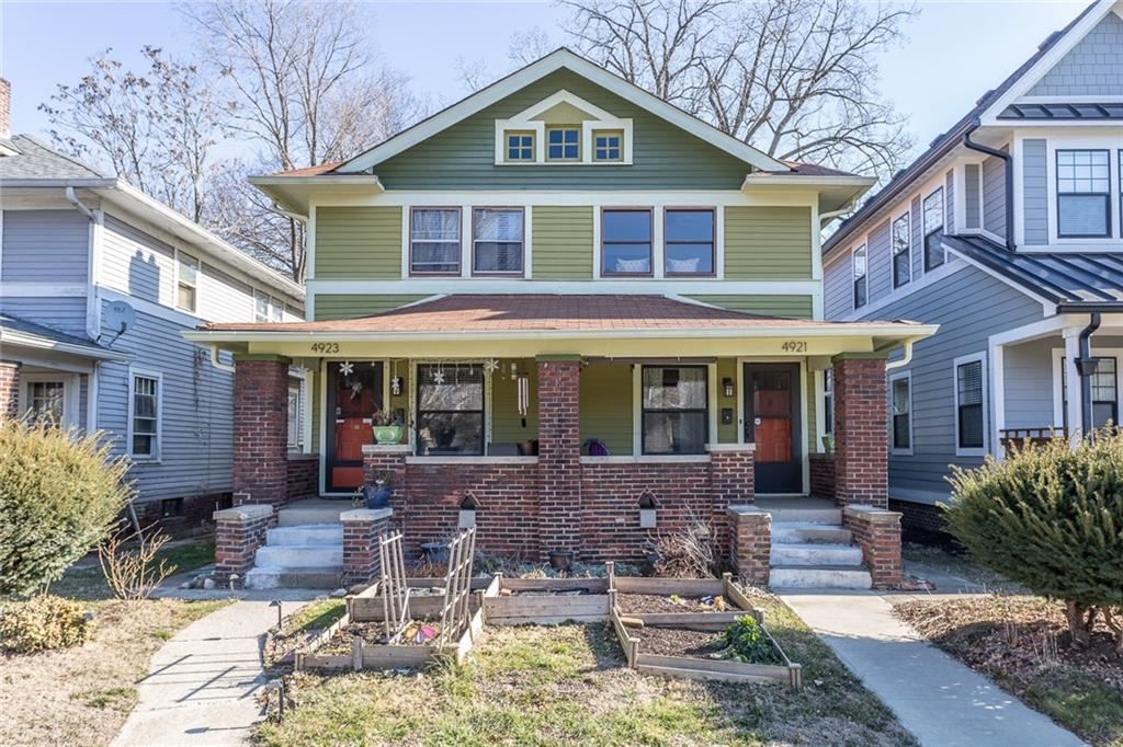4921 North Broadway, Indianapolis, IN 46205 - #: 21761492