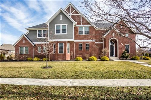 Photo of 11984 Talnuck, Fishers, IN 46037 (MLS # 21661494)