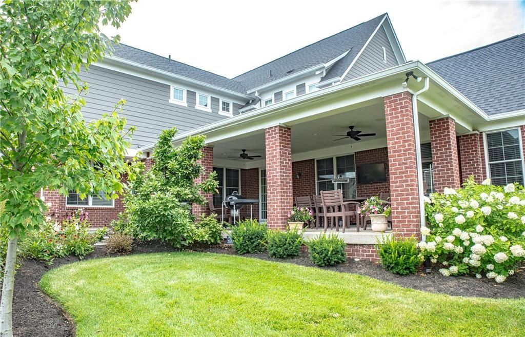 Photo of 11984 Talnuck Circle, Fishers, IN 46037 (MLS # 21661494)