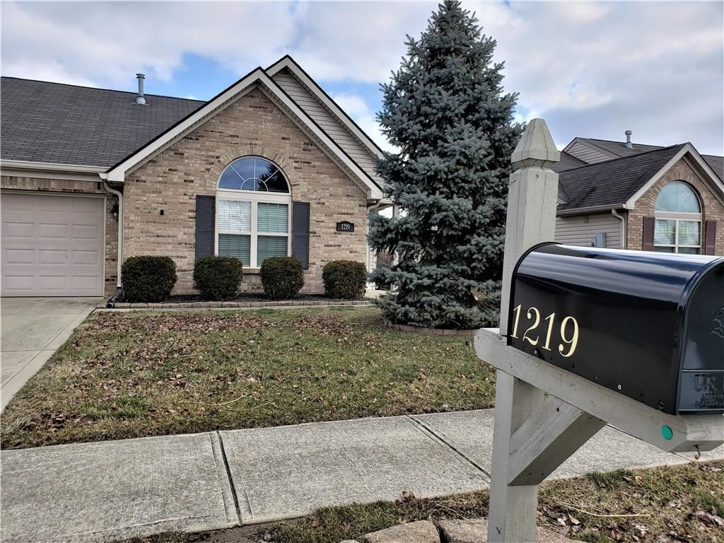 1219 Blue Bird Drive, Indianapolis, IN 46231 - #: 21696494
