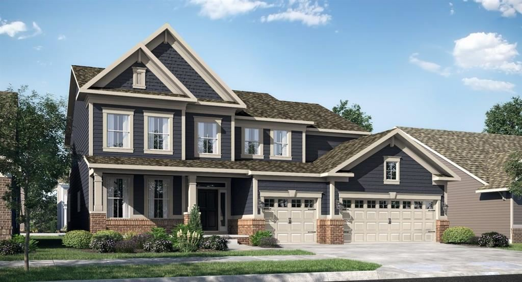 Photo of 16490 Dominion Drive, Fishers, IN 46040 (MLS # 21702494)