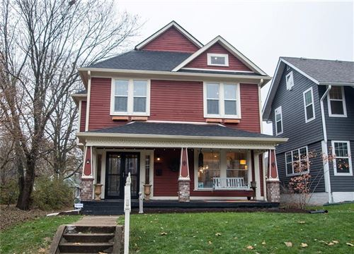 Photo of 1109 Windsor Street, Indianapolis, IN 46201 (MLS # 21680495)