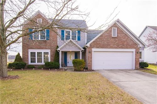Photo of 5113 Trull Brook Drive, Noblesville, IN 46062 (MLS # 21687495)