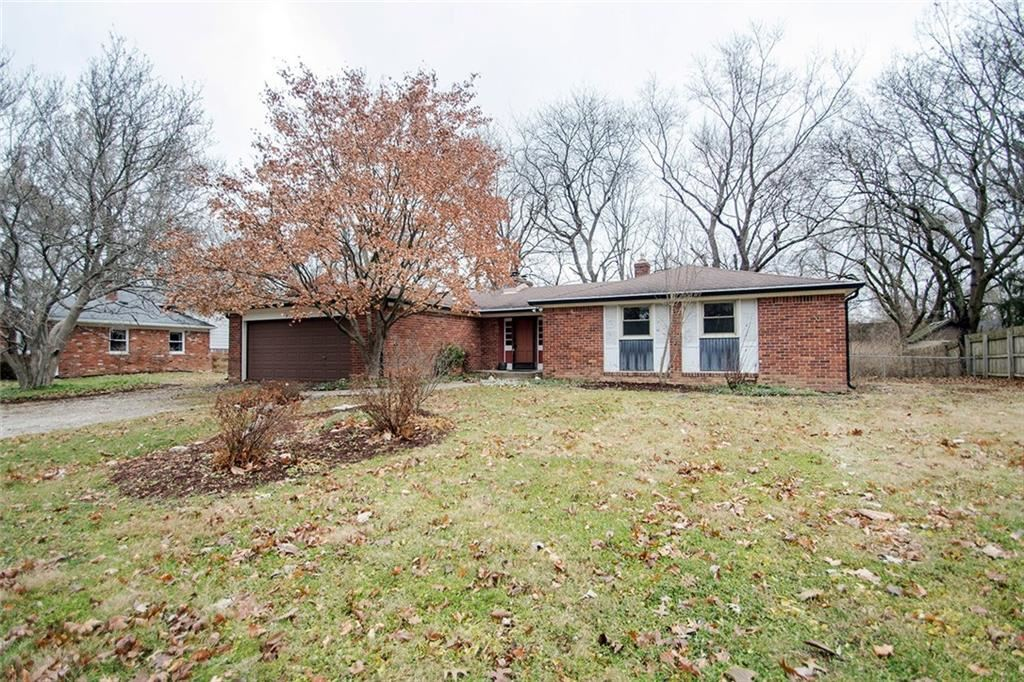 8029 Lieber Road, Indianapolis, IN 46260 - #: 21684495