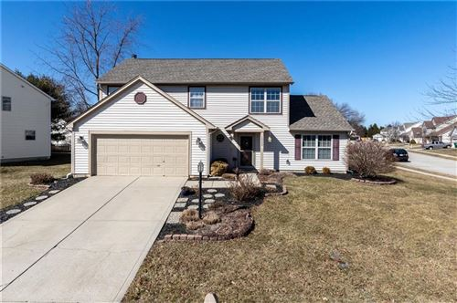Photo of 10090 Touchstone Drive, Fishers, IN 46038 (MLS # 21768496)