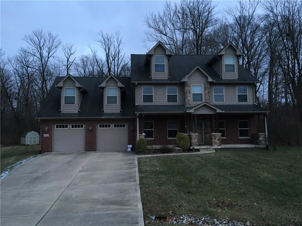 6801 East Rolling Valley Court, Mooresville, IN 46158 - #: 21690496