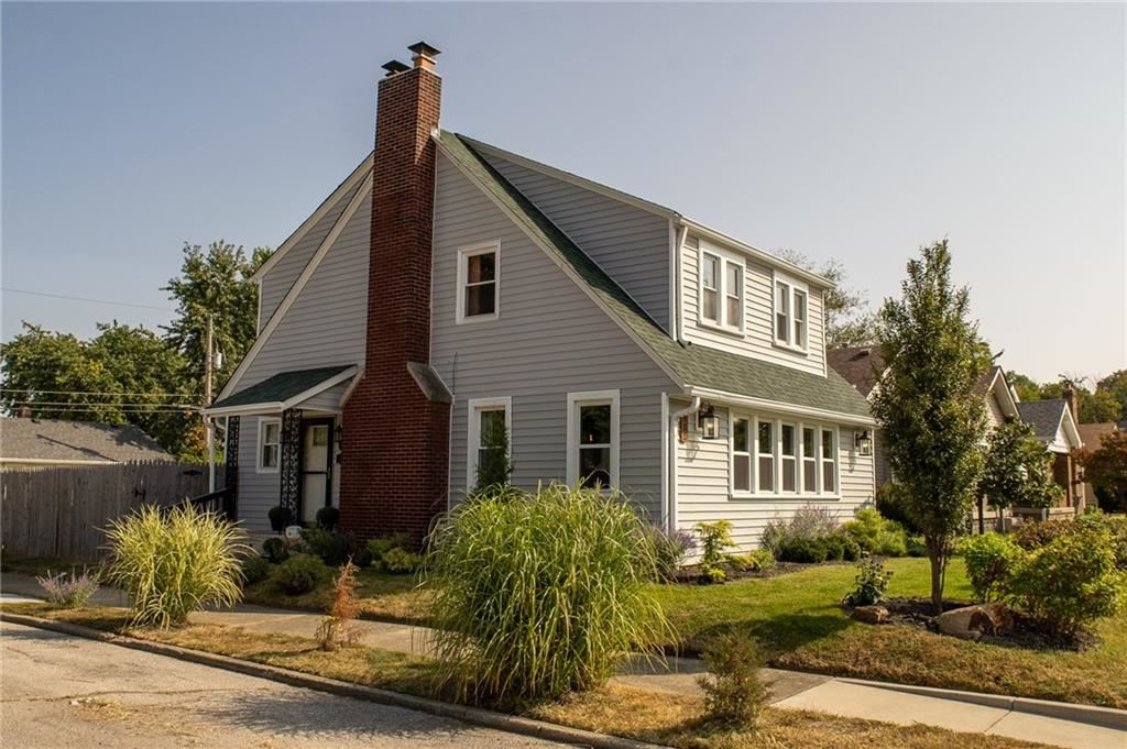 402 East Southern Avenue, Indianapolis, IN 46225 - #: 21740496