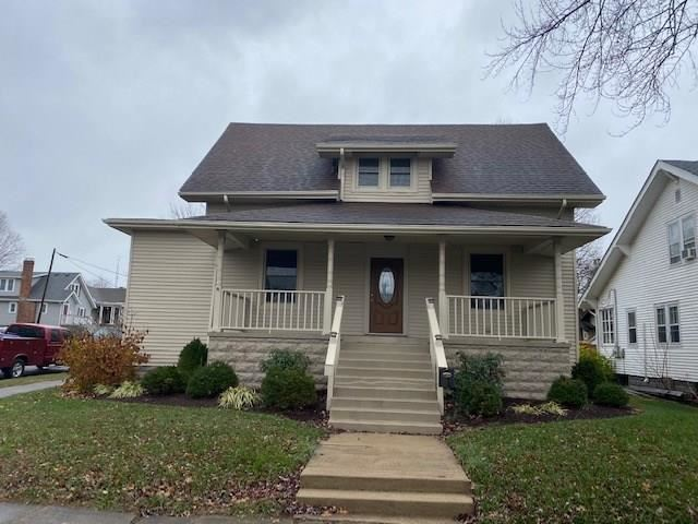 642 North Pine Street, Seymour, IN 47274 - MLS#: 21755497