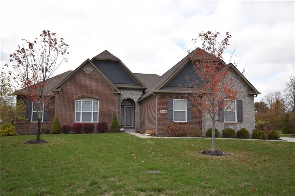 6620 Haddix Woods Court, Indianapolis, IN 46236 - #: 21680498