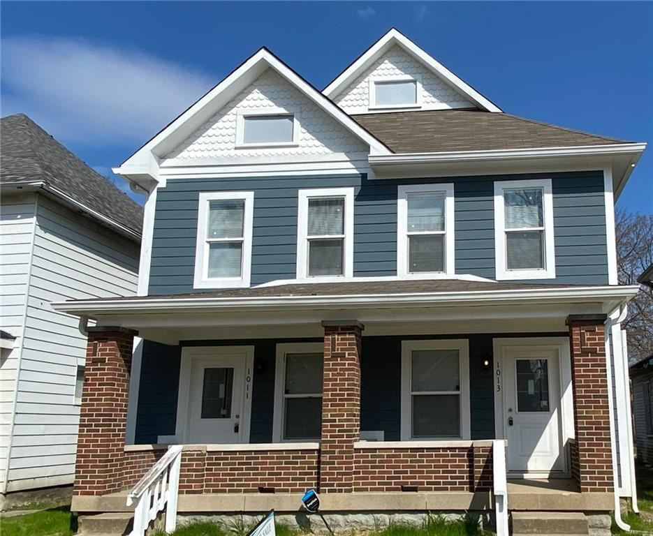 1009 North Harlan Street, Indianapolis, IN 46203 - #: 21703498