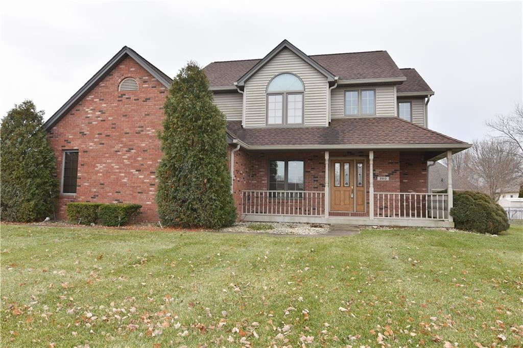 2013 Parkside Drive, Columbus, IN 47203 - #: 21685499