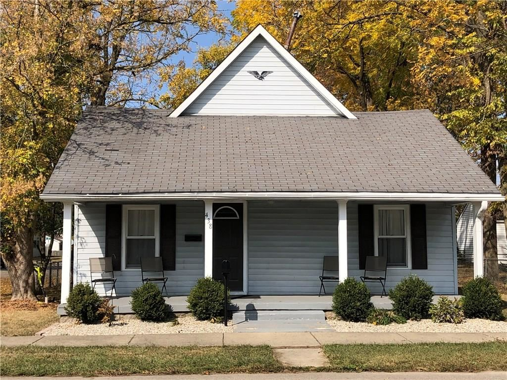 438 West Fifth Street, Greenfield, IN 46140 - #: 21745499