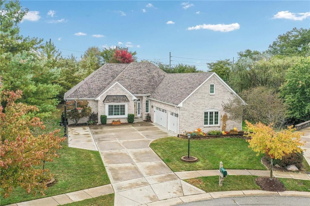 11736 Harvest Moon Drive, Noblesville, IN 46060 - #: 21757499