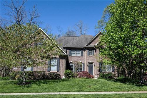 Photo of 6532 Hidden Oak Lane, Indianapolis, IN 46236 (MLS # 21782500)