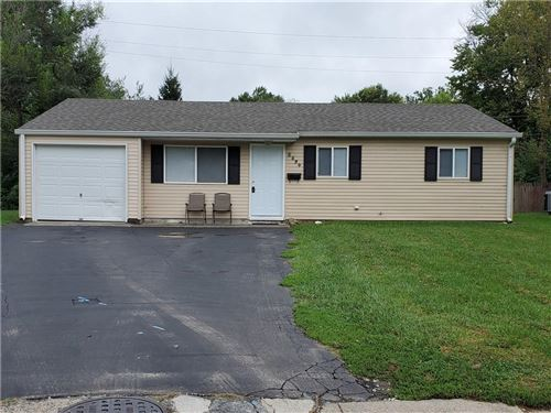 Photo of 2594 Harlan Street, Indianapolis, IN 46203 (MLS # 21814500)