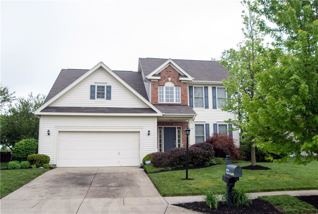 11936 Weathered Edge Drive, Fishers, IN 46037 - #: 21707500