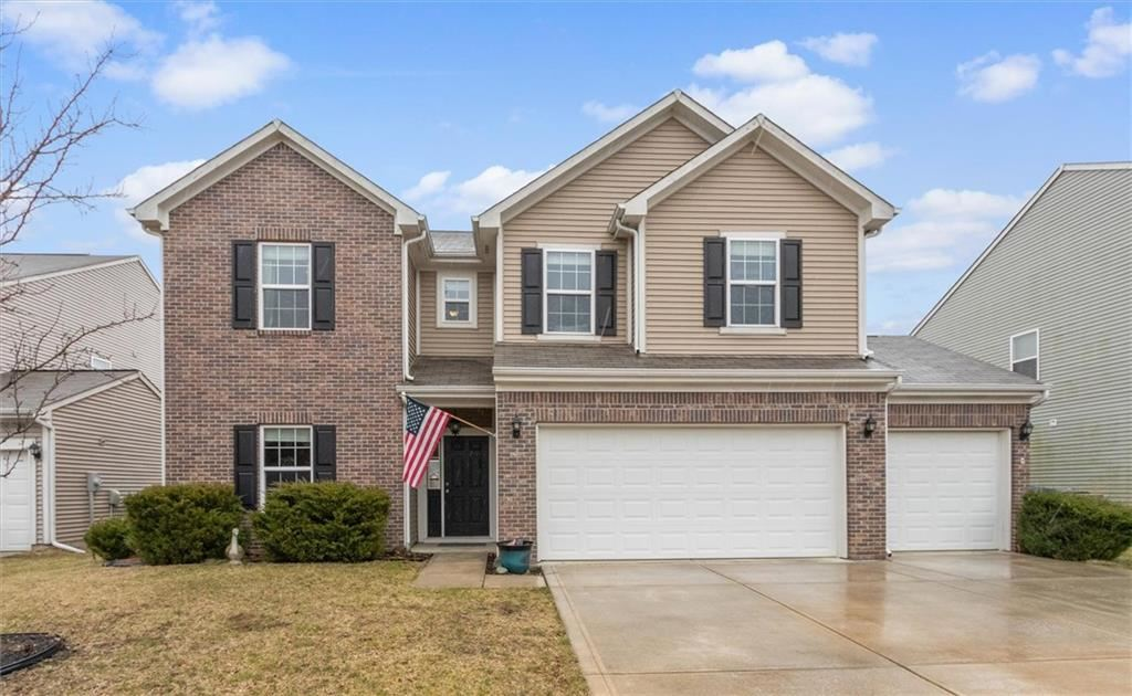 Photo of 13975 Boulder Canyon Drive, Fishers, IN 46038 (MLS # 21696502)