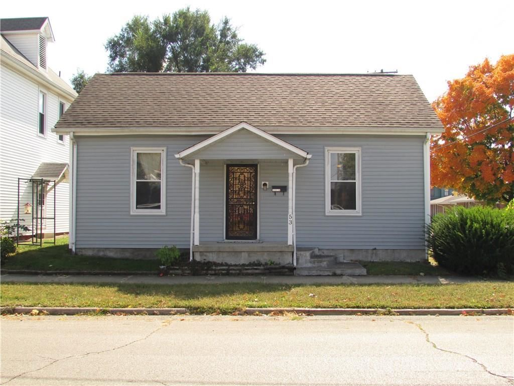 53 West Pennsylvania Street, Shelbyville, IN 46176 - #: 21745502