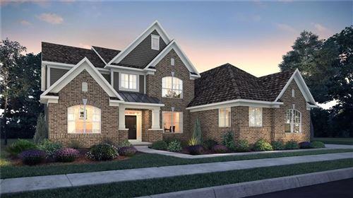 Photo of 8230 Oxford Trace, Zionsville, IN 46077 (MLS # 21702503)