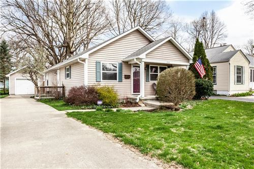 Photo of 2612 East Northgate Street, Indianapolis, IN 46220 (MLS # 21703503)