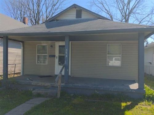 Photo of 573 Lynn Street, Indianapolis, IN 46222 (MLS # 21779503)