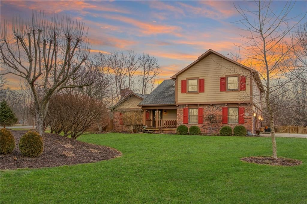 1703 South Crooked Lane, Greenwood, IN 46143 - #: 21691503